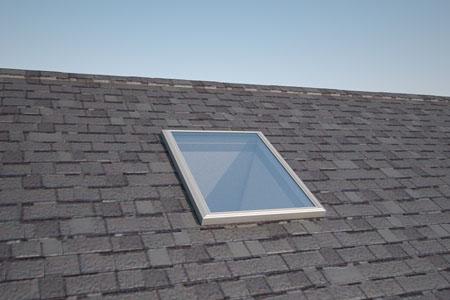 Skylight large for Large skylight